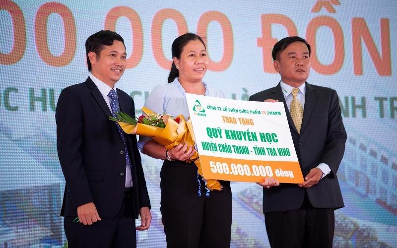 Trà Vinh khởi công khu dược phẩm công nghệ cao 650 tỷ đồng -0