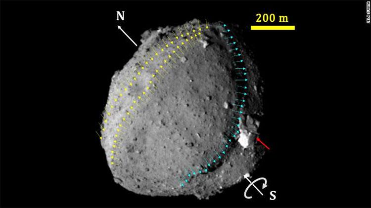 Tàu vũ trụ Nhật Bản chở mẫu đất từ tiểu hành tinh gần về đến Trái đất -0
