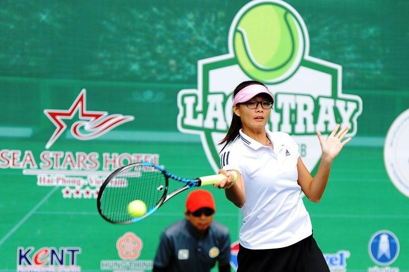 Đánh bại Lý Hoàng Nam, Trịnh Linh Giang gây địa chấn làng quần vợt Việt -0