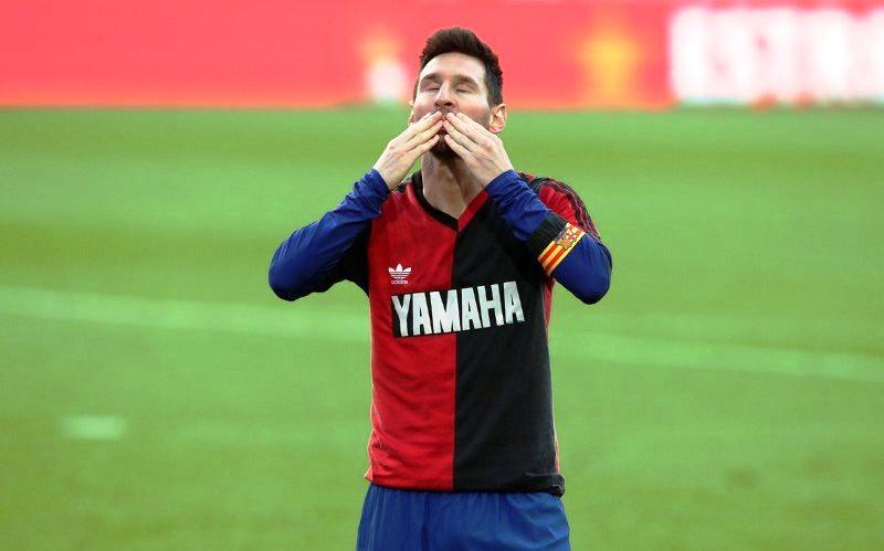 Messi lập công, Barca đại thắng Osasuna -0