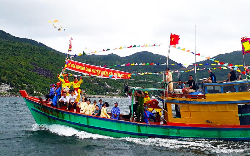 Lễ hội Nghinh Ông - Kiên Hải 2020 -0