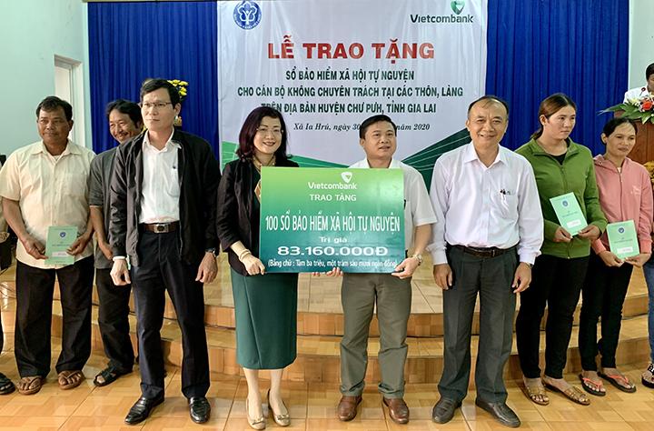 83 triệu đồng hỗ trợ đóng BHXH tự nguyện cho cán bộ không chuyên trách thôn, làng -0