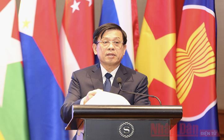 Thúc đẩy công tác xã hội vì một ASEAN gắn kết và hòa nhập -0