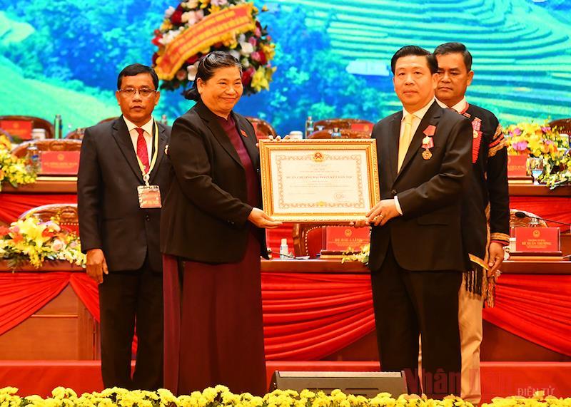 Đại hội đại biểu toàn quốc các dân tộc thiểu số Việt Nam lần thứ II thành công tốt đẹp -0
