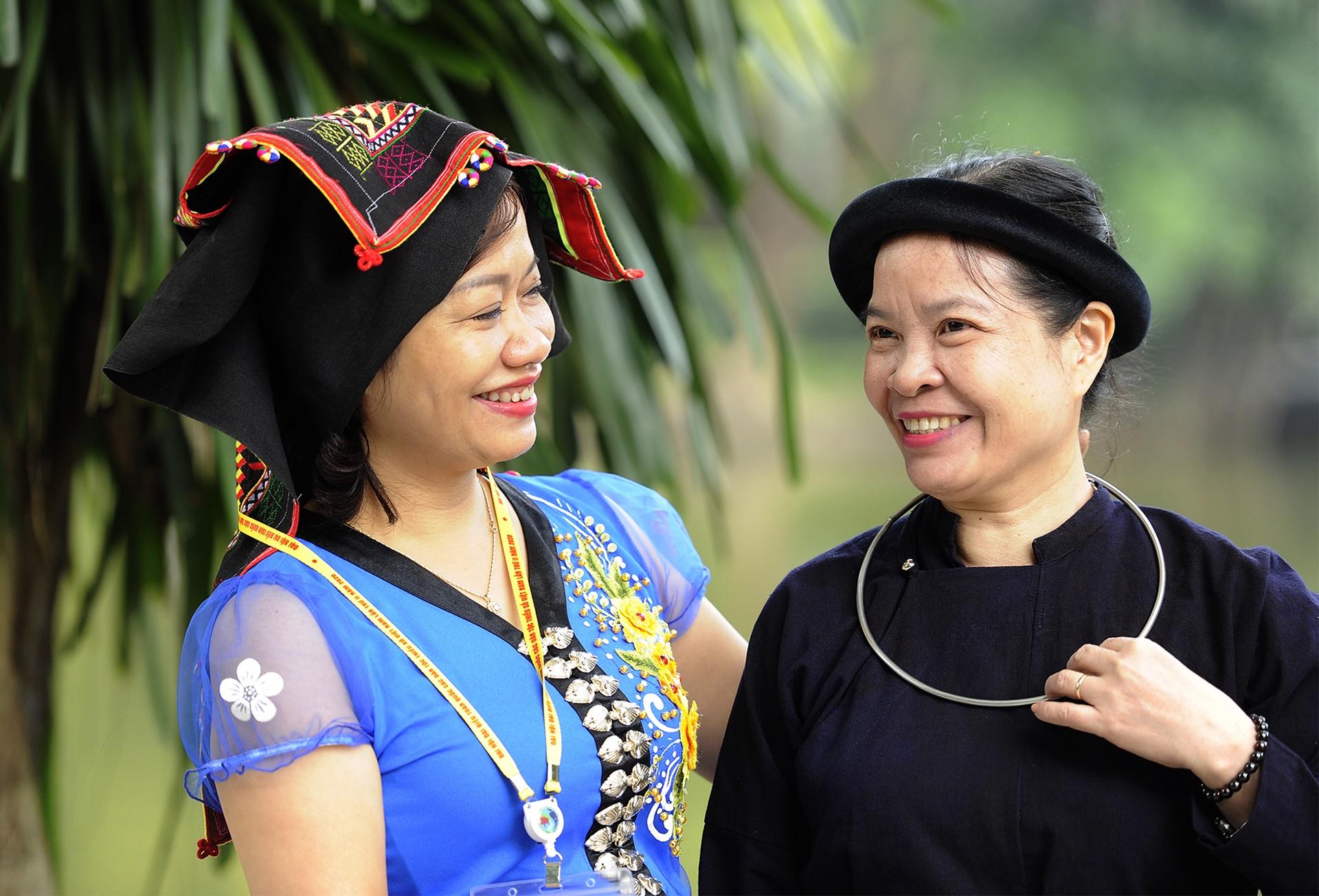 Hội tụ niềm tin về chính sách dân tộc tại Đại hội đại biểu toàn quốc các dân tộc thiểu số Việt Nam lần thứ II -1
