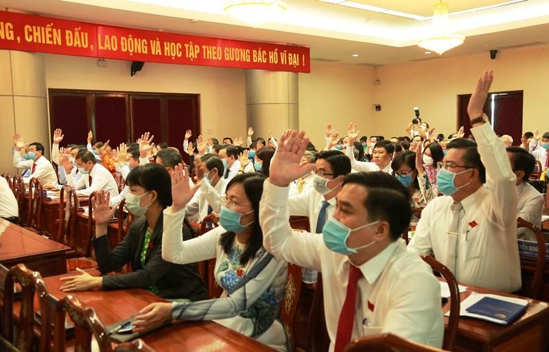 Đồng Nai có ba tân Phó Chủ tịch UBND tỉnh -0