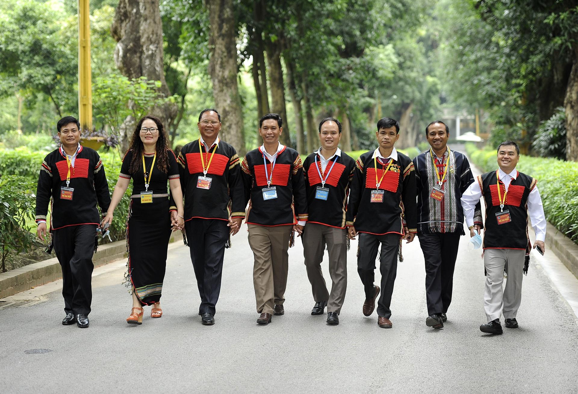 Hội tụ niềm tin về chính sách dân tộc tại Đại hội đại biểu toàn quốc các dân tộc thiểu số Việt Nam lần thứ II -0