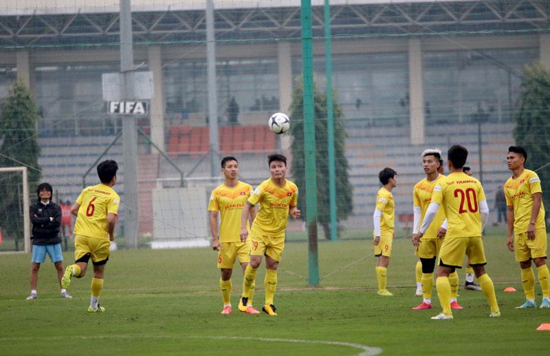 """Đội trưởng Quế Ngọc Hải: """"ĐT Việt Nam cần phải nắm quyền tự quyết tại Vòng loại World Cup 2022"""" -2"""