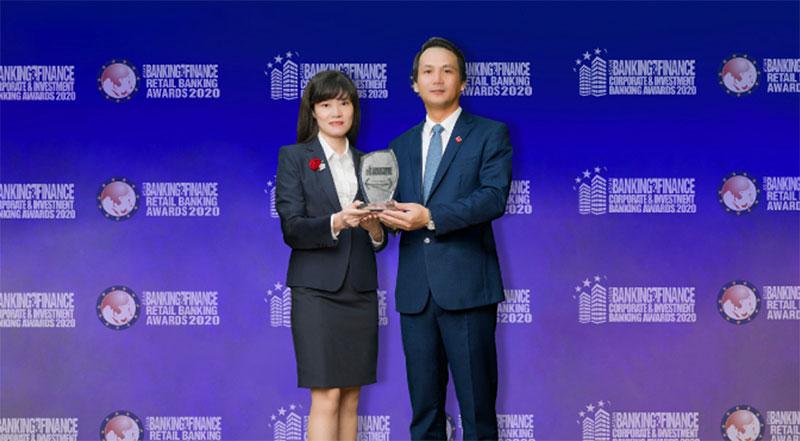 """BIDV tiếp tục là """"Ngân hàng SME tốt nhất Việt Nam"""" -0"""