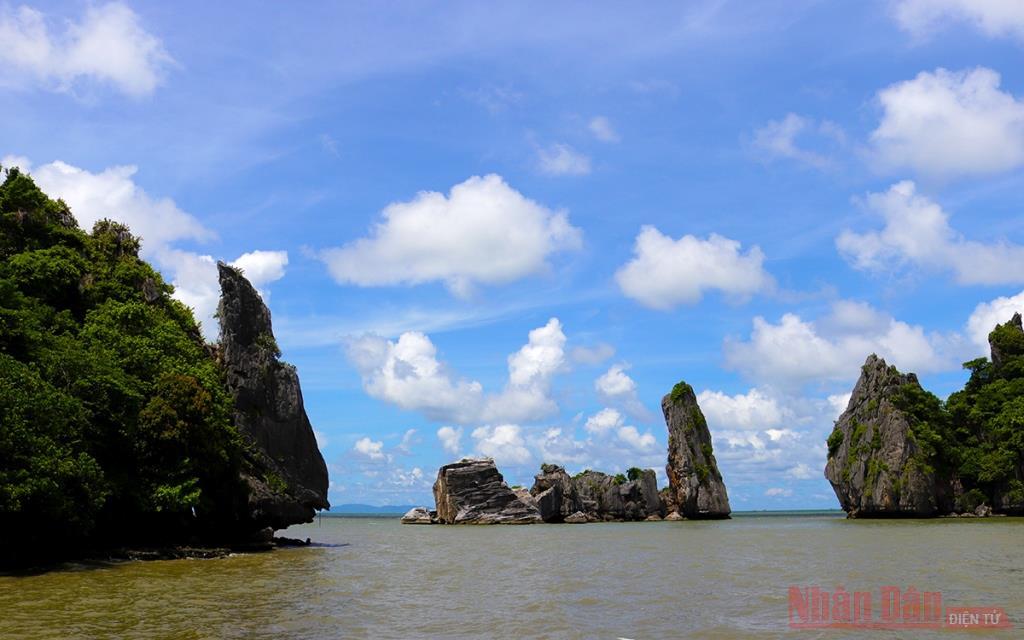 Tiềm năng du lịch biển, đảo của Kiên Giang -0