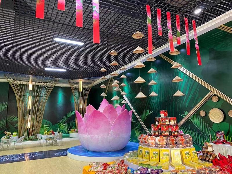 Việt Nam tham dự Hội chợ Trung Quốc – Nam Á thường xuyên 2020 -0