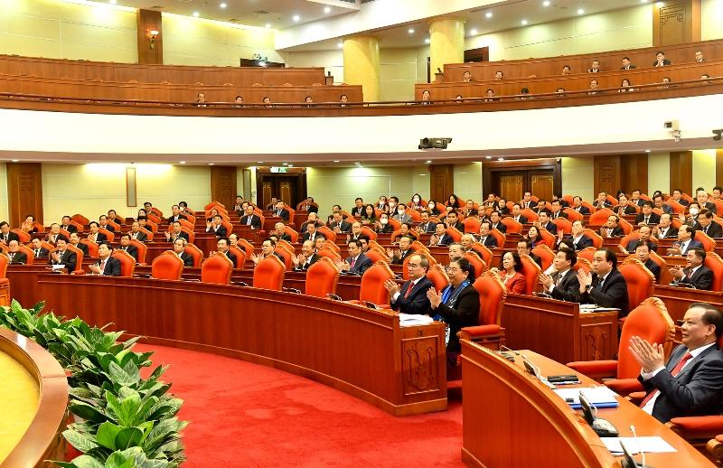 Khai mạc Hội nghị lần thứ 14 Ban Chấp hành T.Ư Đảng khóa XII -0