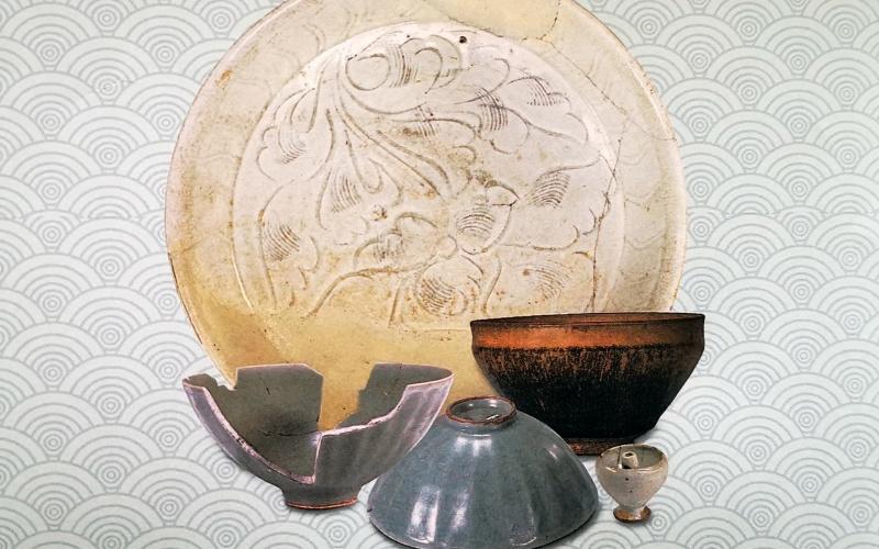 Rõ thêm mối quan hệ hai nước Tống và Đại Việt thời Lý qua di vật gốm sứ ở Hoàng thành Thăng Long -0