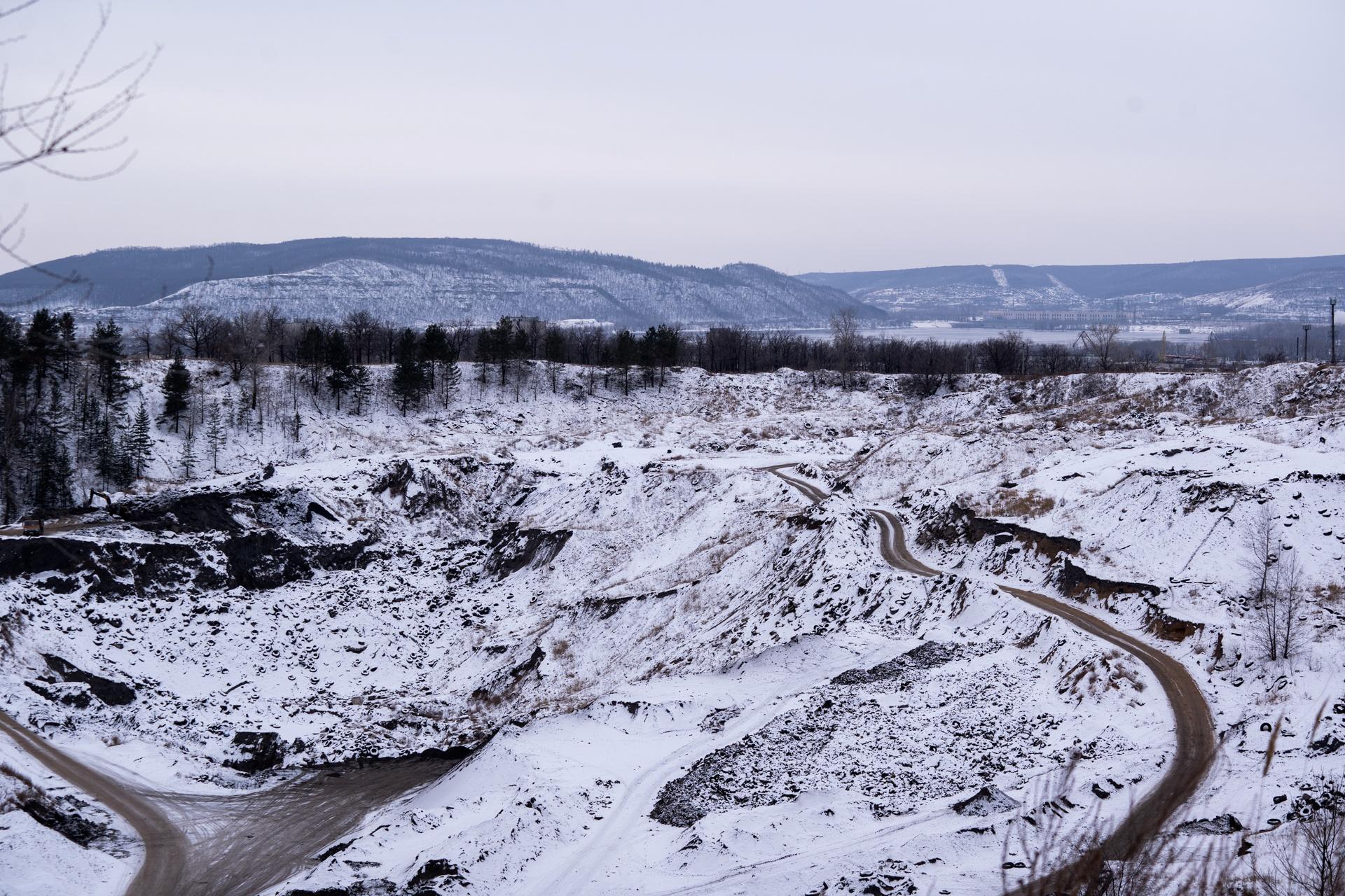 Mùa đông bên dòng Volga -0