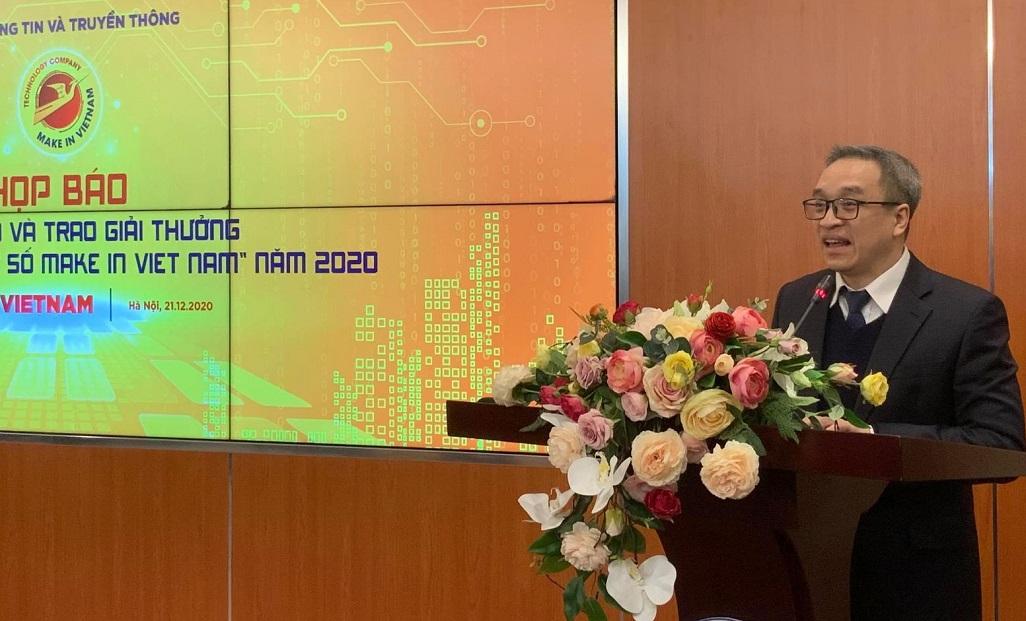 50 sản phẩm công nghệ số Make in Viet Nam đầu tiên sẽ được vinh danh -0