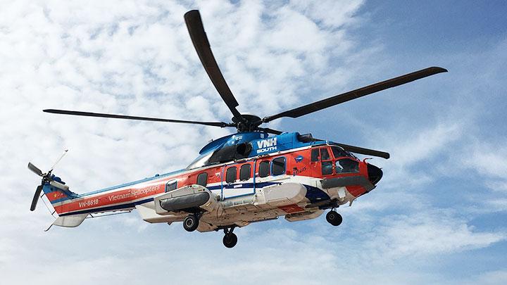 Ra mắt sân bay cấp cứu bằng trực thăng - Báo Nhân Dân