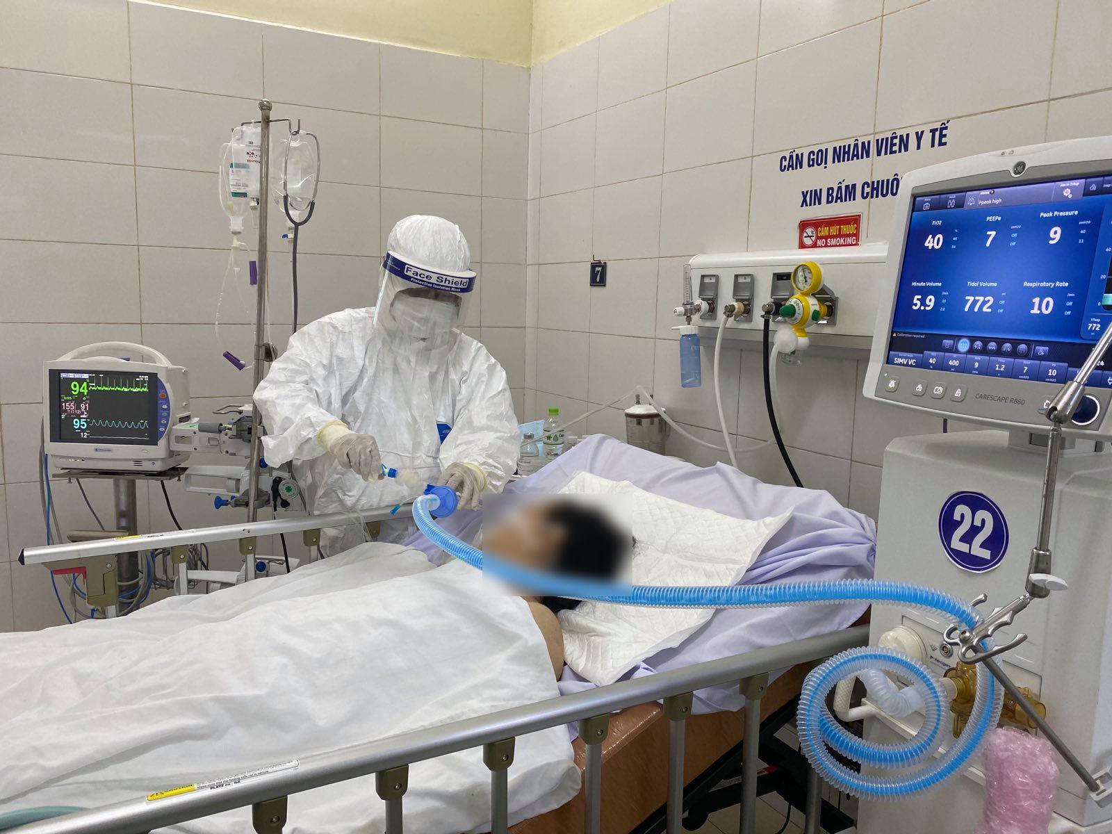 Trên mặt trận điều trị Covid-19: -0