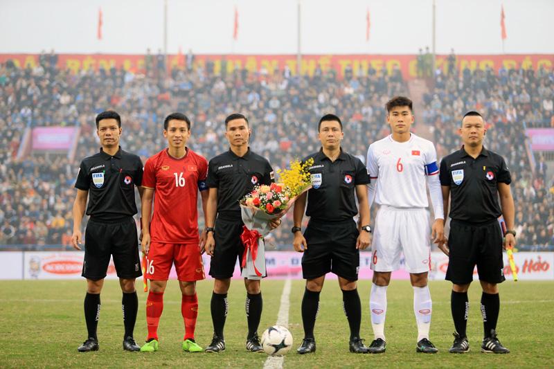 Sau hai trận giao hữu ĐTQG vs U22 Việt Nam: vui thì có, lo vẫn còn -0