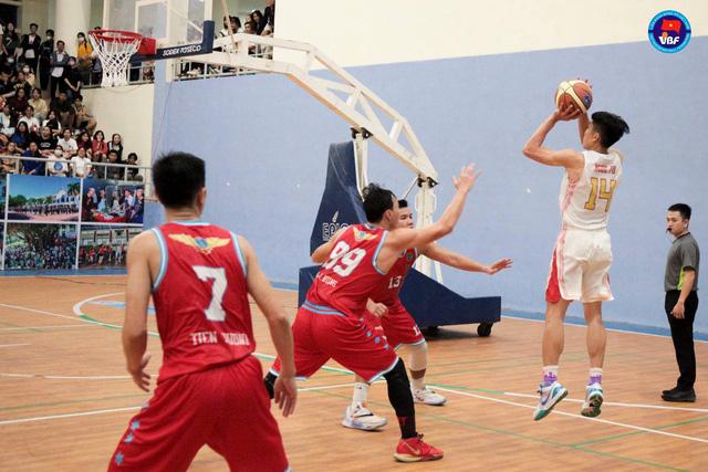 TP Hồ Chí Minh giành HCV nội dung nam giải bóng rổ VĐQG 2020 -0