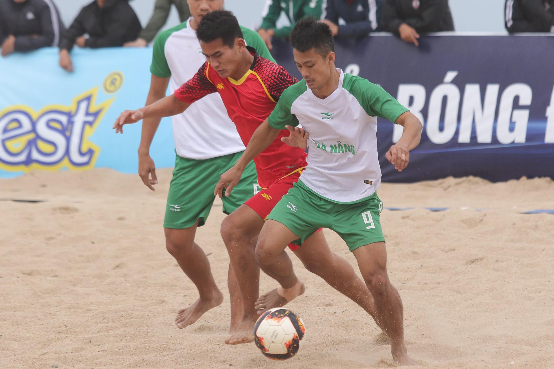 Đà Nẵng vô địch Giải bóng đá Bãi biển VĐQG 2020 -0