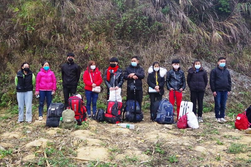 Lạng Sơn liên tiếp phát hiện nhiều công dân nhập cảnh trái phép