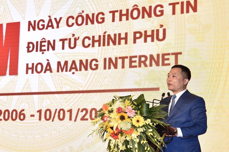 Kỷ niệm 15 năm Cổng Thông tin điện tử Chính phủ hòa mạng internet toàn cầu -0
