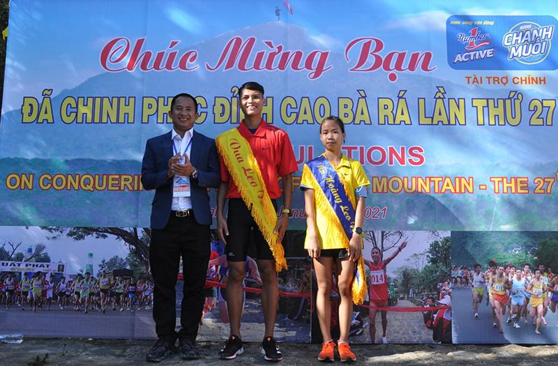1.420 vận động viên chạy chinh phục đỉnh cao núi Bà Rá -0