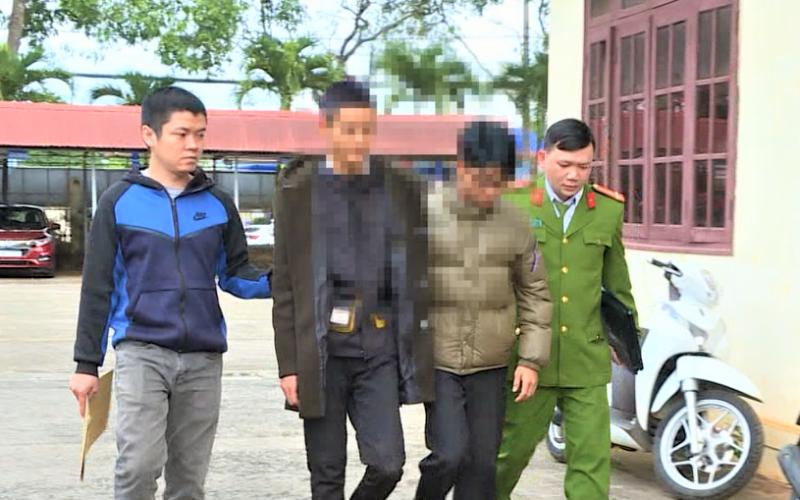 Triệt xóa một nhóm học sinh, thiếu niên trộm cắp liên tỉnh