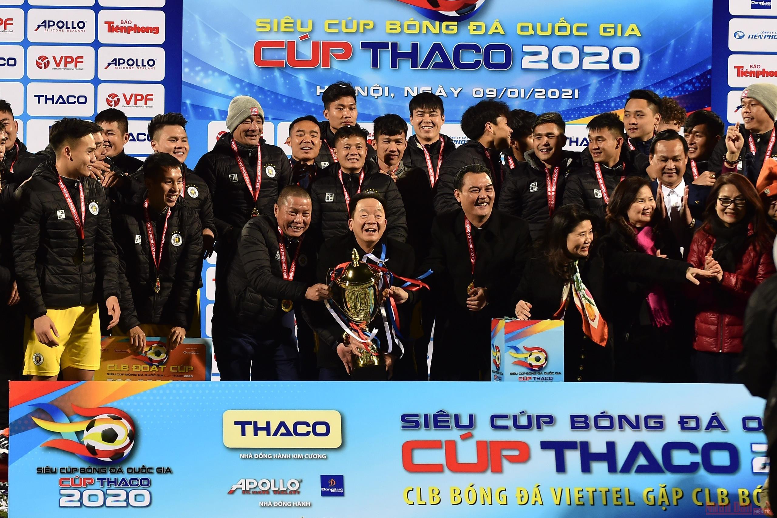 Hà Nội giành Siêu cúp Quốc gia 2020  -1