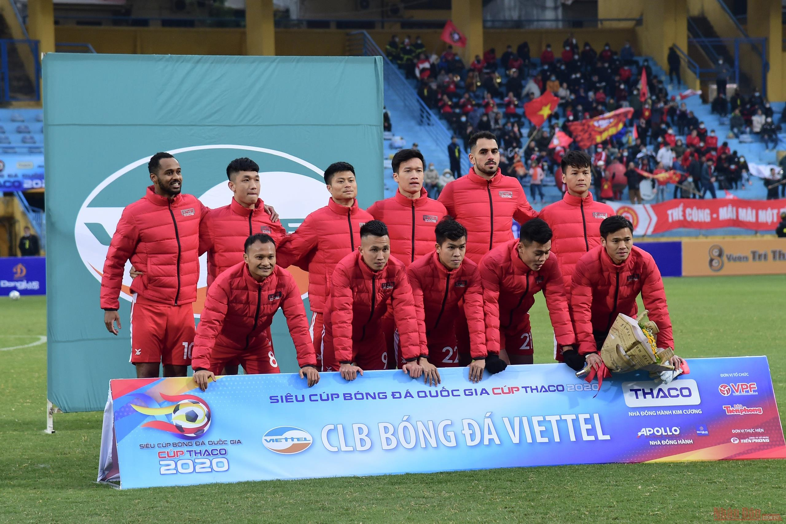 Hà Nội giành Siêu cúp Quốc gia 2020  -3