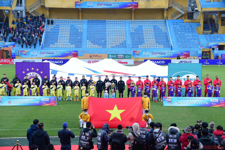Hà Nội giành Siêu cúp Quốc gia 2020  -4
