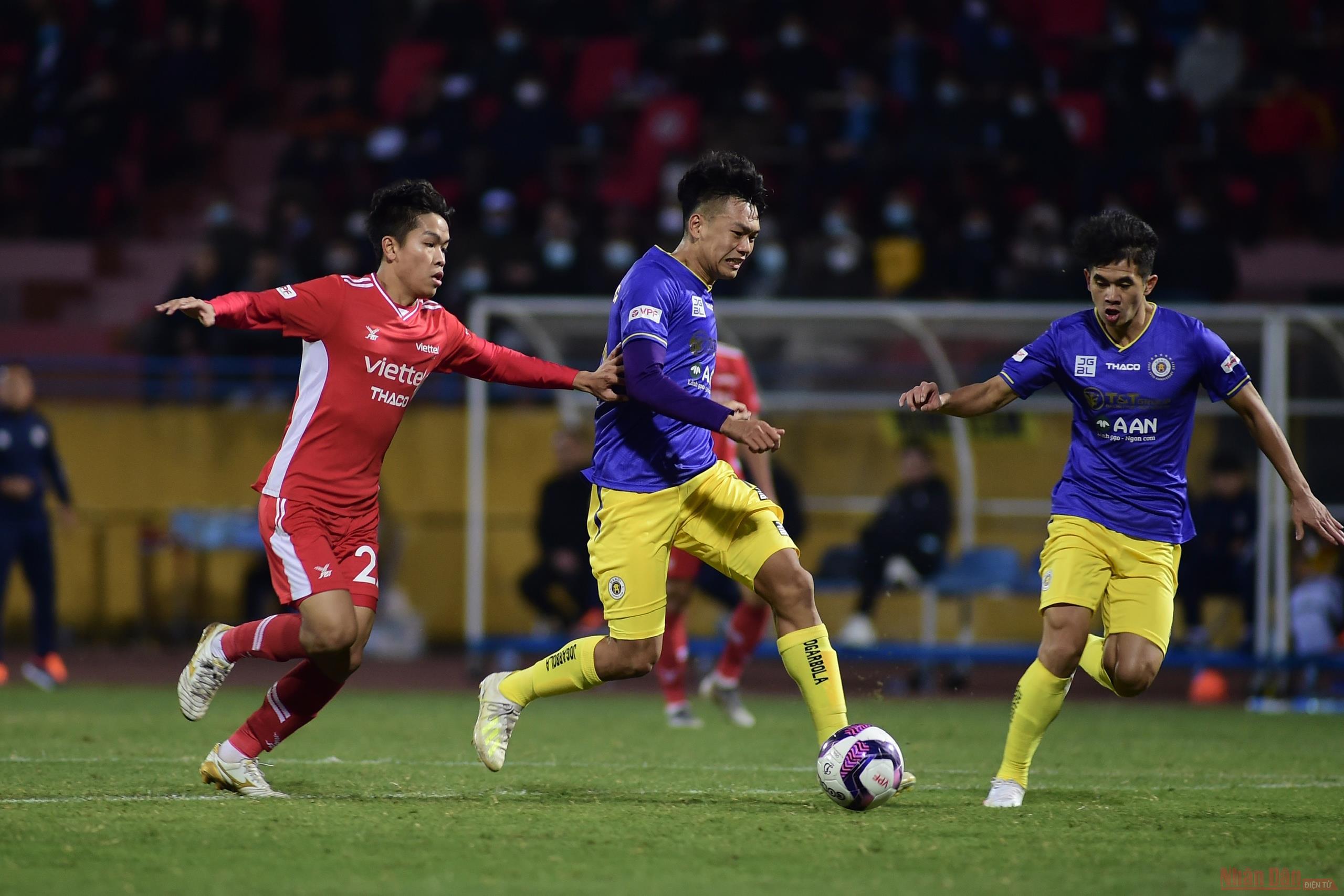 Hà Nội giành Siêu cúp Quốc gia 2020  -8