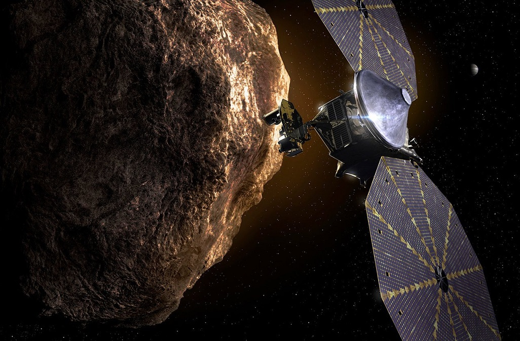 Những cột mốc chinh phục vũ trụ trong năm 2021 -0