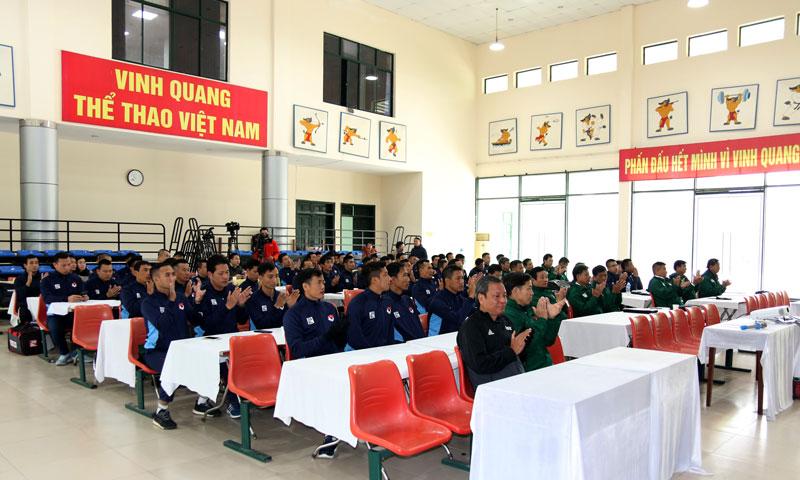 Lực lượng giám sát, trọng tài sẵn sàng cho mùa giải mới 2021 -0