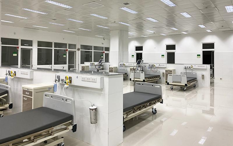 Bệnh viện Sản - Nhi Kiên Giang đi vào hoạt động tại trụ sở mới -0