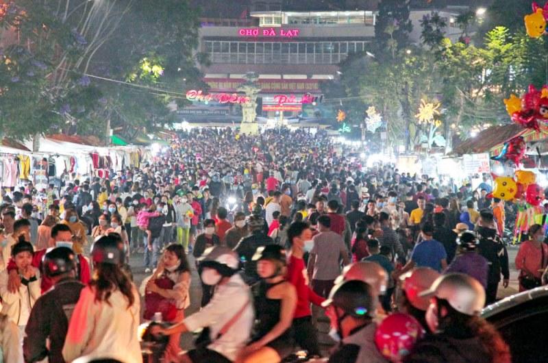 Đà Lạt - Lâm Đồng đặt mục tiêu đón hơn bốn triệu lượt du khách -0