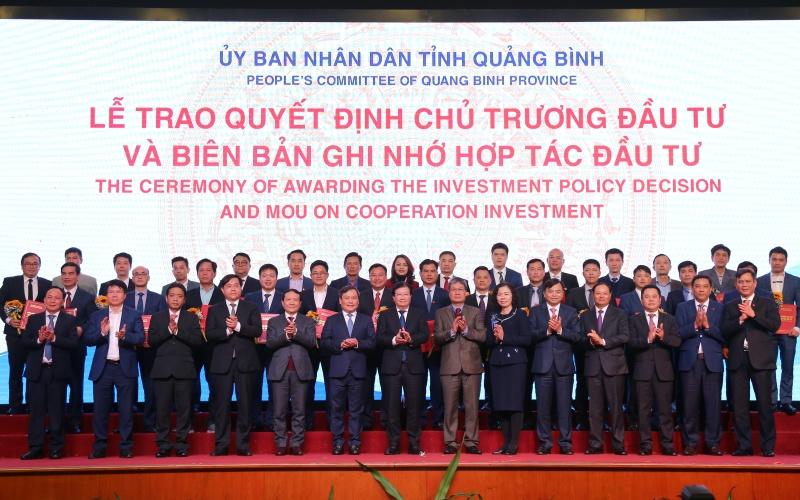 Hội nghị xúc tiến đầu tư tỉnh Quảng Bình năm 2021 -0