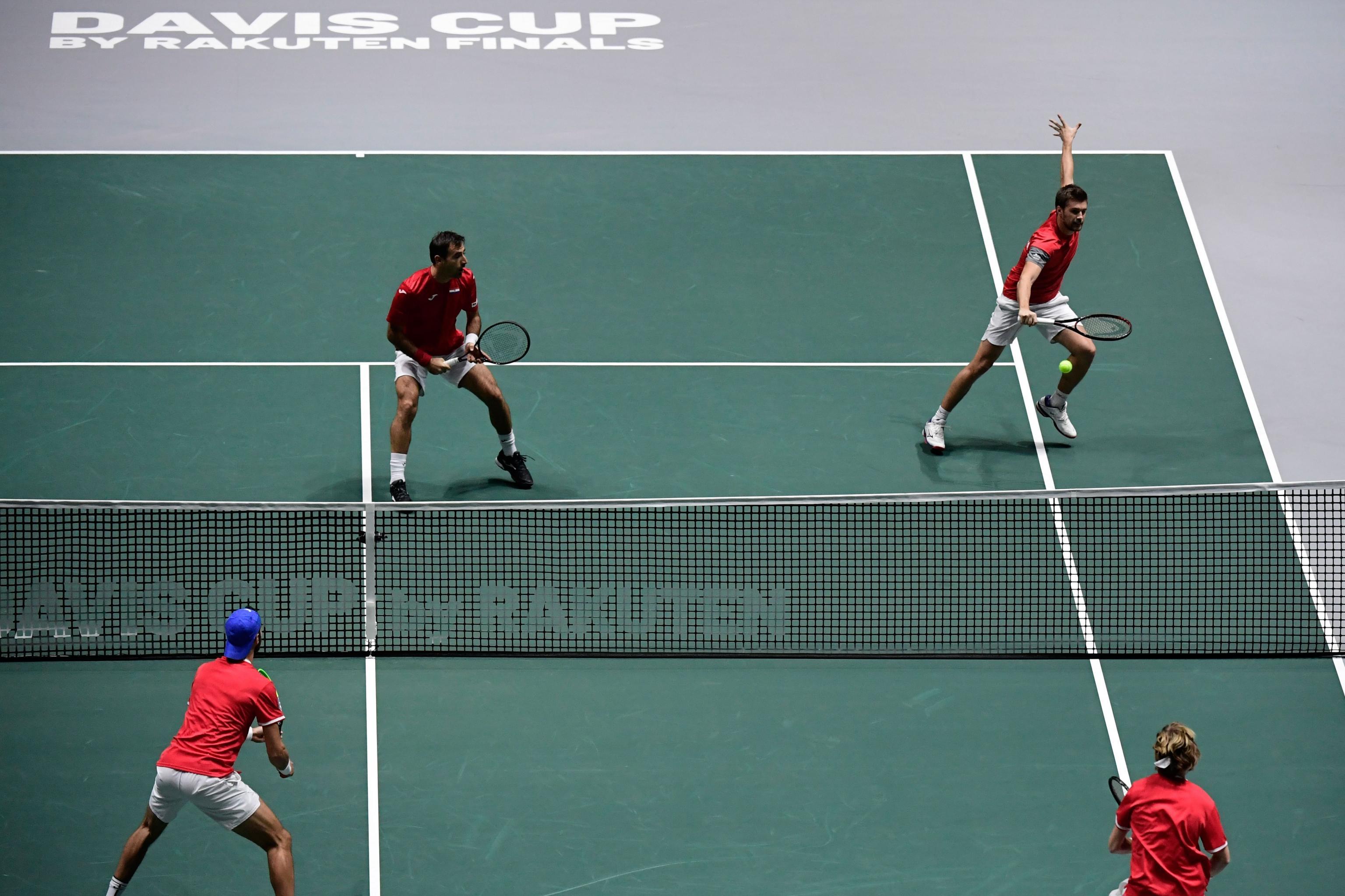 Ngày thi đấu Davis Cup 2021 cùng thể thức mới -0