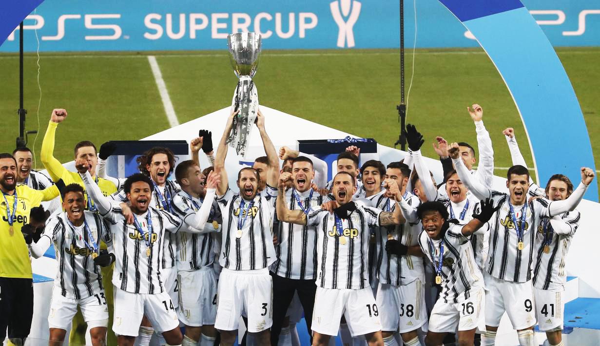 Ronaldo lập công, Juventus vô địch Siêu cúp Italia -0
