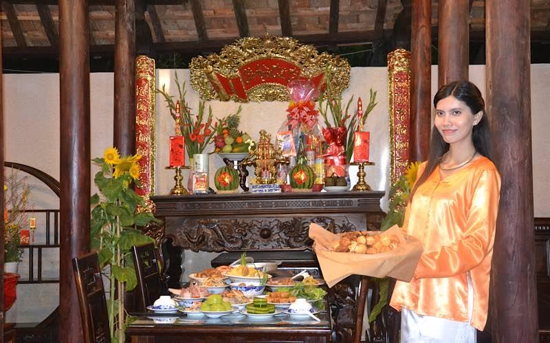 Rộn ràng Lễ hội Tết Việt 2021 -0