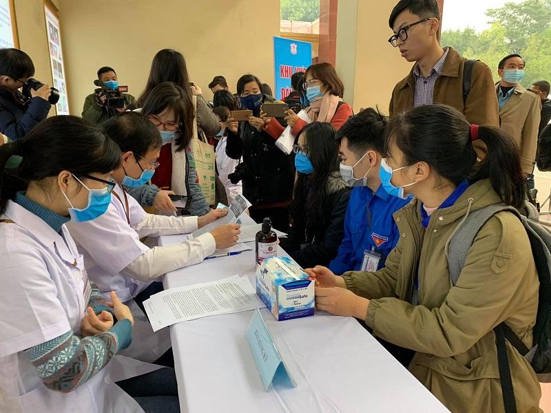 Khởi động tiêm thử nghiệm vaccine phòng Covid-19 thứ 2 của Việt Nam -0