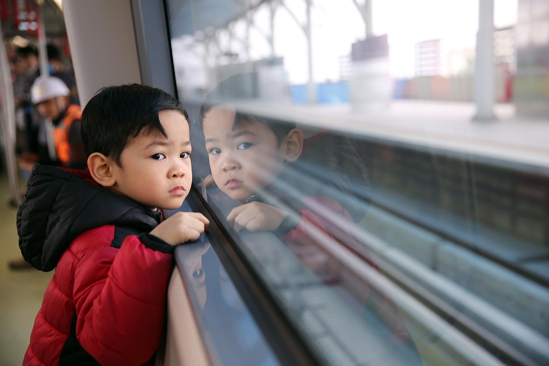 Mở cửa đón người dân tham quan tàu Metro Nhổn – ga Hà Nội -8