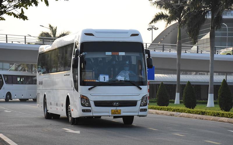Đà Nẵng tiếp nhận, cách ly hơn 340 công dân về nước -0