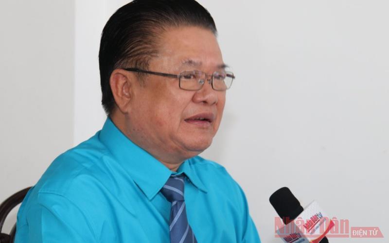 Kiều bào Lào gửi trọn niềm tin vào Đại hội lần thứ XIII của Đảng -0