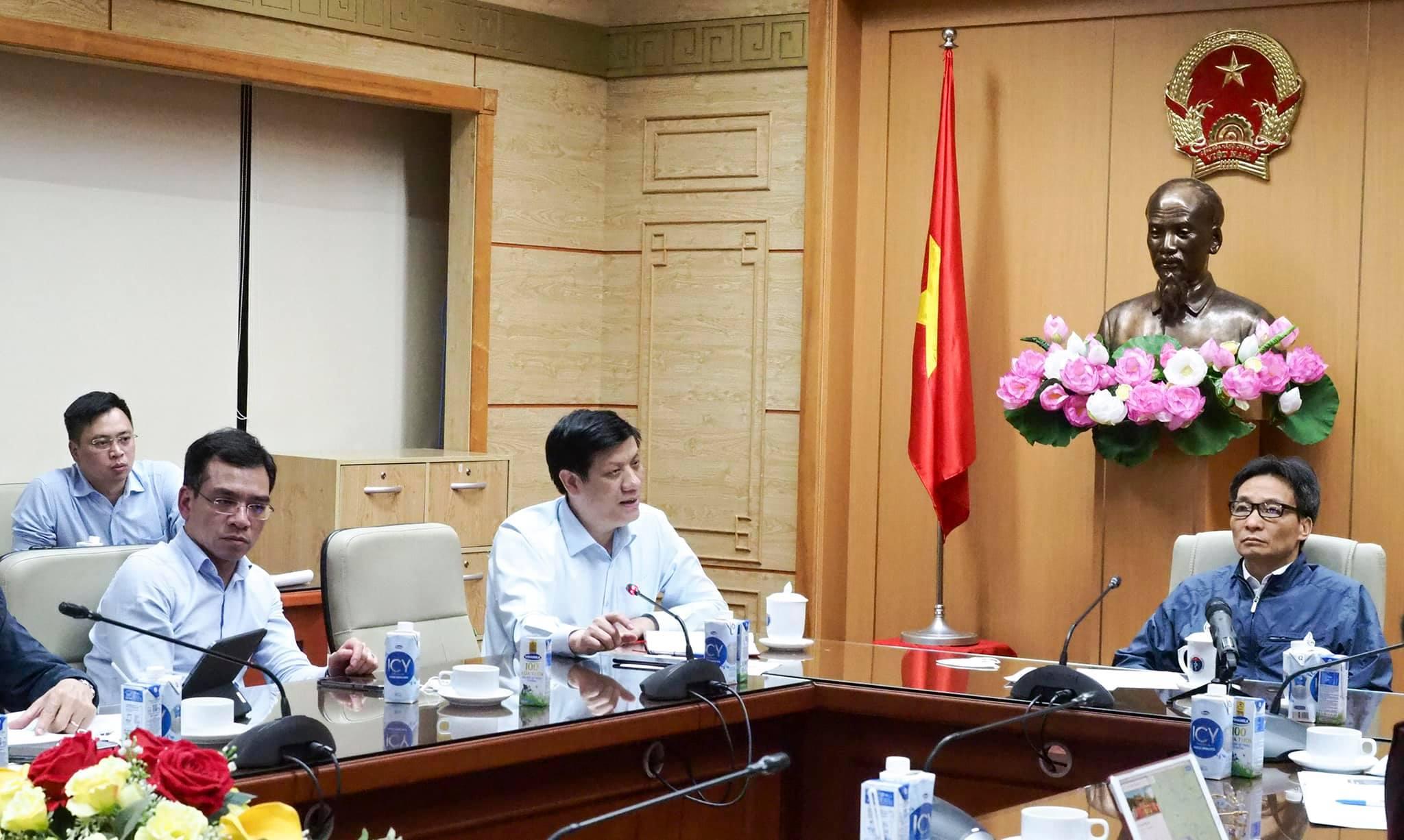 Phát hiện hai ca lây nhiễm trong cộng đồng tại Quảng Ninh và Hải Dương -0