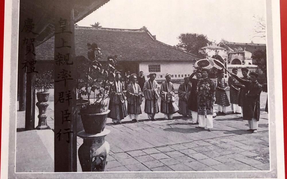 Tìm hiểu các lễ đón năm mới trong cung đình triều Nguyễn -0