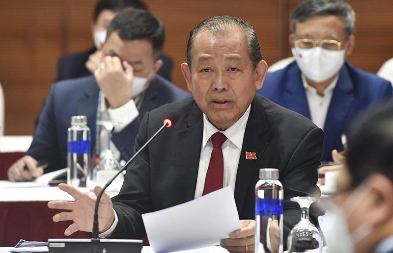 Thủ tướng Nguyễn Xuân Phúc chủ trì họp khẩn ứng phó dịch Covid-19 -0