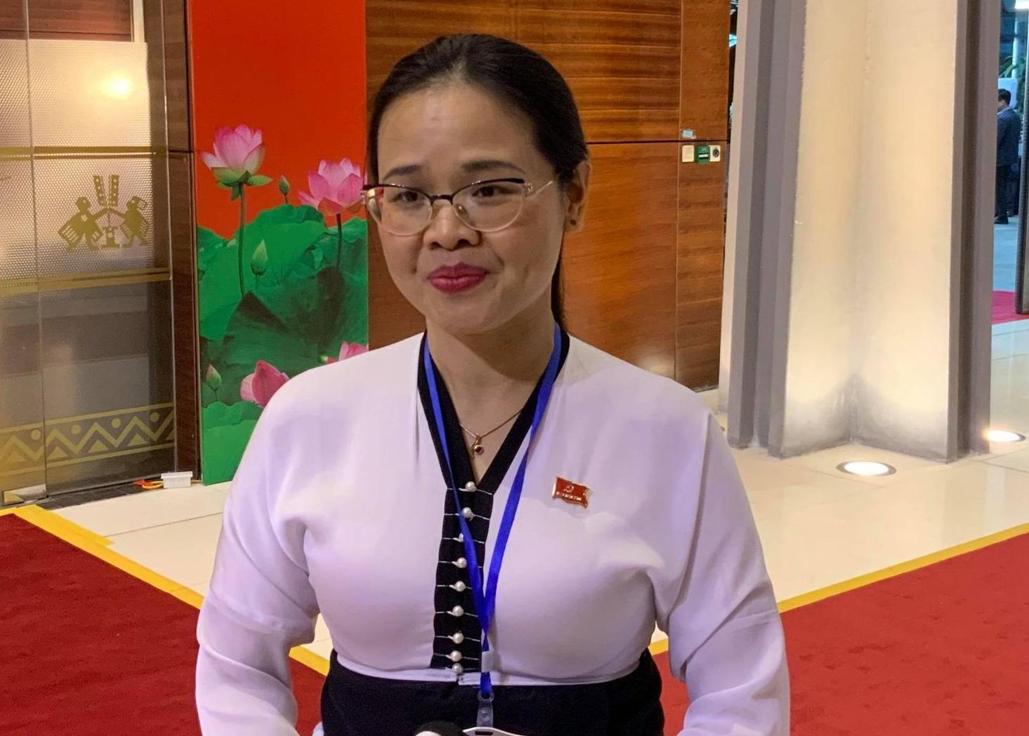 Tâm huyết của đại biểu nữ dân tộc thiểu số tại Đại hội XIII -0