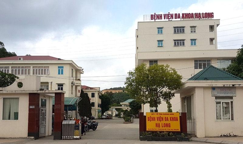 Quảng Ninh thành lập Bệnh viện dã chiến số 3