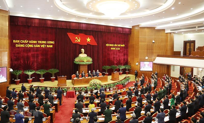 Đồng chí Nguyễn Phú Trọng được tín nhiệm bầu làm Tổng Bí thư -0